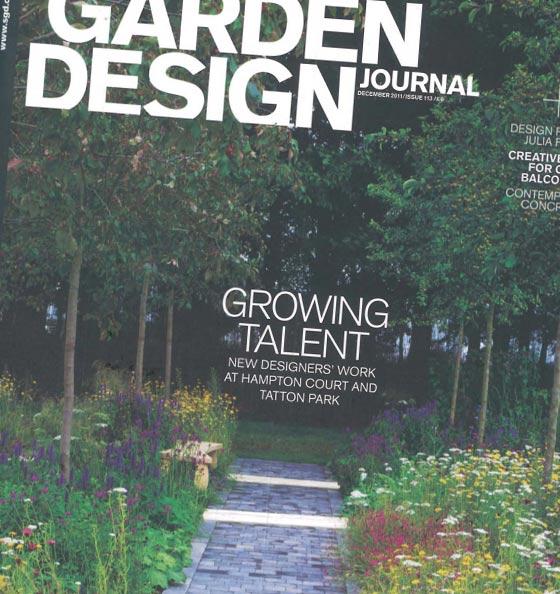 London Garden Designer in the Media