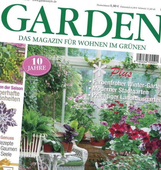 Garden Style Front Cover