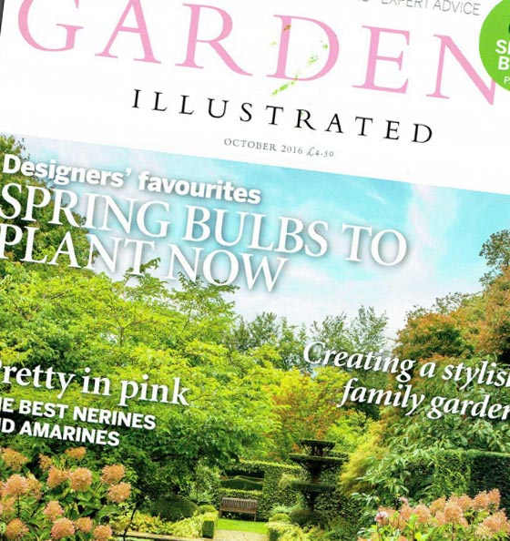 Gardens Illustrated Front Cover