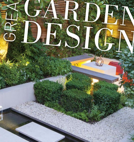 Great Garden Design Front Cover