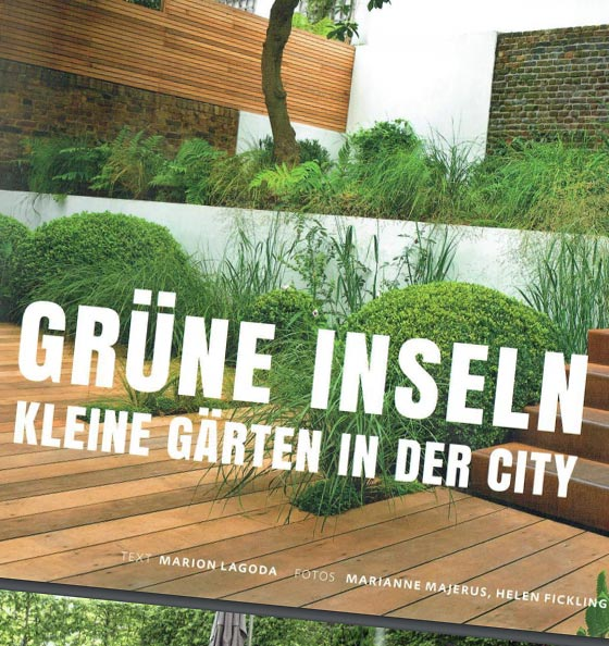 Grune Inseln Front Cover