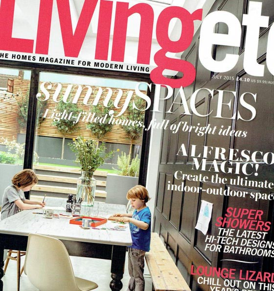 Living etc Front Cover