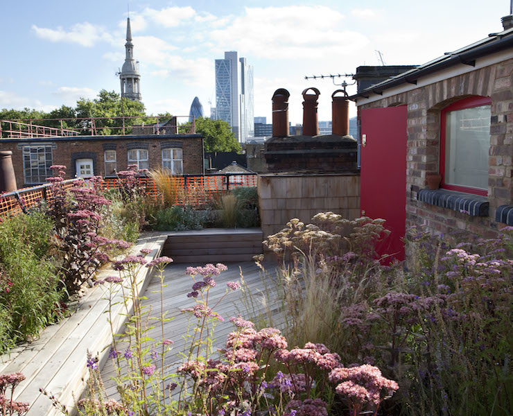 Shoreditch Roof Terrace